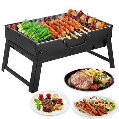 18pcs Light BBQ Barbecue Tools Set Cooking Grill Kit Stainless+Portable Box New