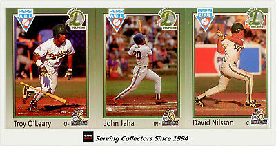 1992 Futera Australia Baseball Card Daikyo Dolphins Full Team Set (19)-RARE