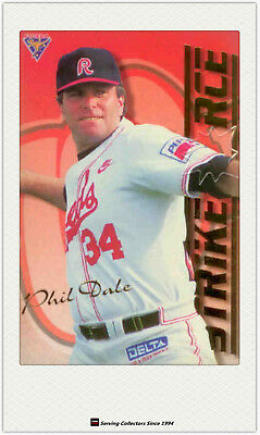 1995 Futera ABL Cards Strikeforce/ Firepower SF-FP9 Phil Dale/ David Nilsson