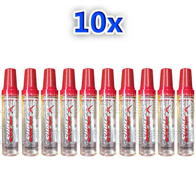 10 Pack BUTANE Refill 18 ml fuel fluid for Lighter Single Double Triple Torch