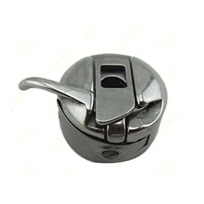 5X(Durable domestic sewing machine metal bobbin case for Brother P5O3