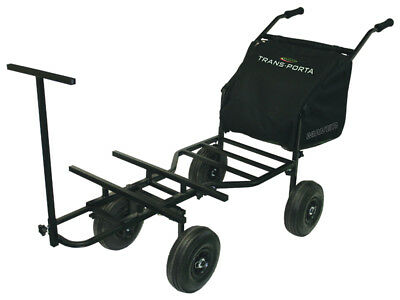 Maver Trans Porta Barrow NEW Coarse Fishing Four Wheeled Barrow
