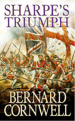 Sharpe's Triumph by Bernard Cornwell (Paperback) New Book