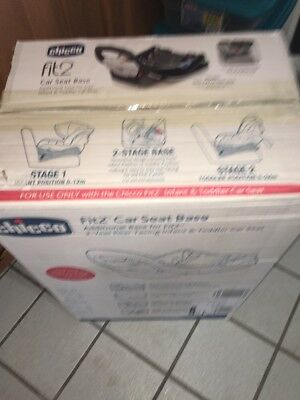 Chicco Fit2 Infant & Toddler Car Seat Base New