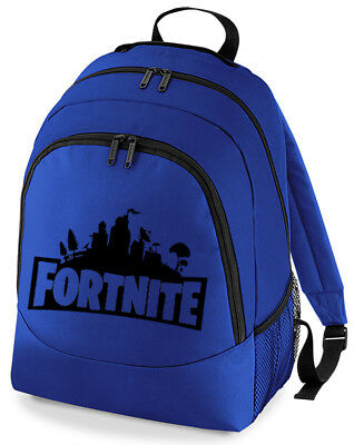 Gaming Skyline Logo Backpack Rucksack School Bag