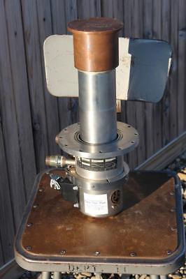 Leybold Oerlikon GmbH Vacuum Pump Cryo Cryogenics Cold Head Model RGS 120T