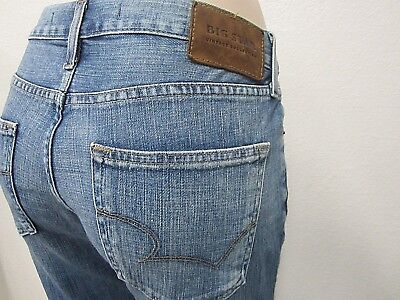 VERY NICE BIG STAR Pioneer Boot Cut Vintage Collection Men's Jeans Sz 32 x 32