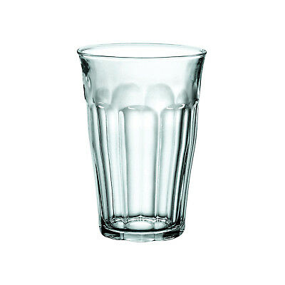 6x Duralex Hi-Ball Tumbler 500mL Picardie Tempered Coffee Latte Beverage Glass
