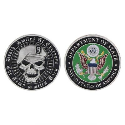 Alloy American Army Commemorative Challenge Coin Collection Art Gifts Souvenir