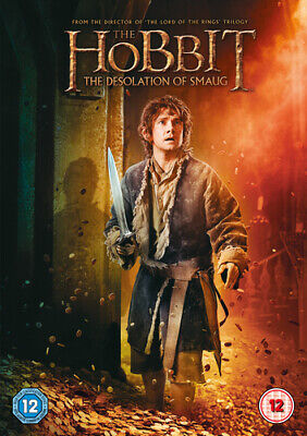 The Hobbit: The Desolation of Smaug DVD (2014) Martin Freeman, Jackson (DIR)