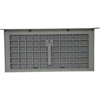 Witten Automatic Vent Company Foundation Vent with Damper 322GR