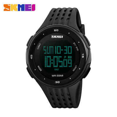 SKMEI Fashion Men's Smart Watch Male Digital Sports Wrist Watch Waterproof Gift