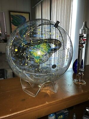 Farquhar Universal Transparent Globe NEAR MINT.