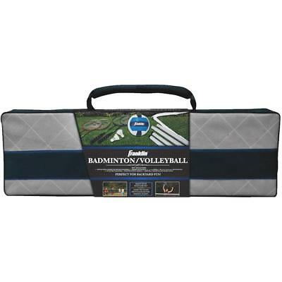 Franklin Sports Volleyball&badminton Set 50602