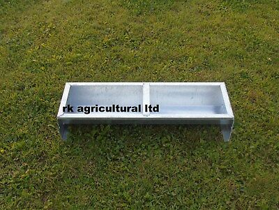 3Ft Galvanised Sheep Feed Trough