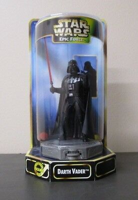Darth Vader 1997 STAR WARS Power of the Force POTF Epic Force MIB