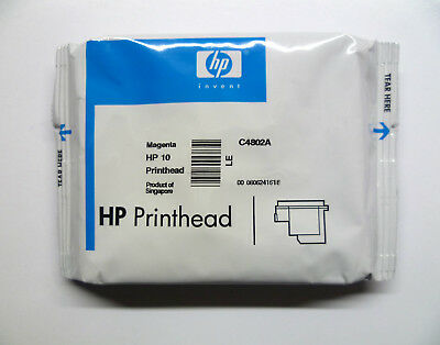 Original Druckkopf Printhead HP 10 C4802a magenta DeskJet Printer 2000 2500 C