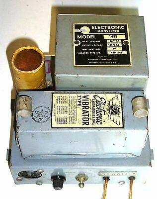 Power Supply PP-76 26V DC vers 115 VAC pour Bacon Antenna Assembly, 214-234 MC
