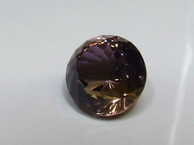 Natural earth-mined world class museum quality ametrine...18.1 carat