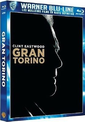 Blu Ray  //  GRAN TORINO  //   Clint Eastwood  /  NEUF cellophané