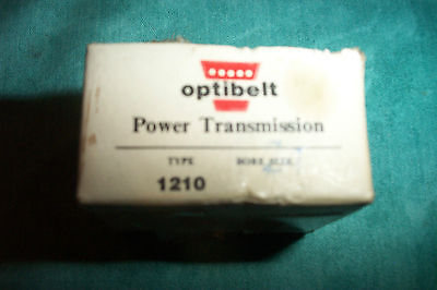 Optibelt Taper Lock Type 1210 Bohrung 24 mm - NEU