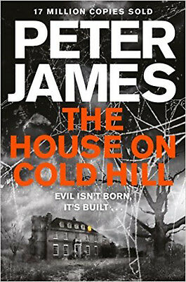 The House on Cold Hill, New, James, Peter Book