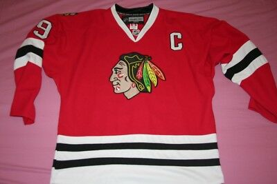 Maillot NHL authentique chicago blackhawks, taille 52