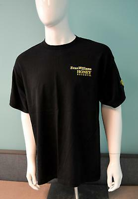 Evan Williams Honey Reserve T-Shirt - Black - Size XL - All Flavor No Sting