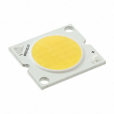 10 pcs of BXRA-27E1200 Bridgelux LED ES Array WARM WHITE 1200lm 2700K CCT 80 CRI