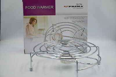 New Single Chafing Dish Food Warmer Buffet Dishes Dining Table Warm Prima 176C