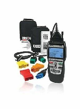OBD 1 & 2 ABS Scan Tool Kit Equus 3140e CAN Includes OBD I & II Cables
