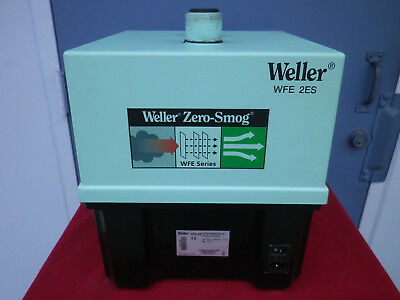 Weller WFE2ES Fume Extraction Unit