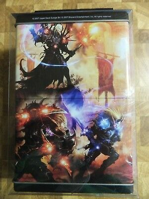 WOW WORLD OF WARCRAFT Clint Langley Deck Tins - Neu