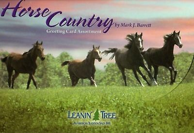 Horse Country [AST90740] Greeting Card Assortment by Leanin' Tree