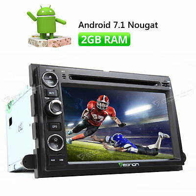 """US Eonon 7"""" Car Stereo Radio DVD GPS Navigation 2GB RAM Double Din for Ford F150"""