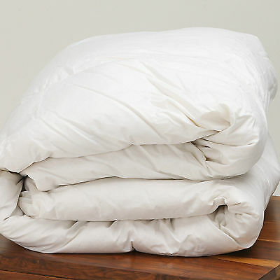 100% Pure Siberian Goose Down Hotel Quality Bedding Warm Duvet All Sizes & Togs