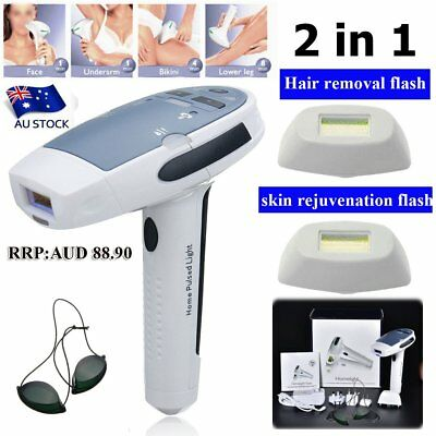 LESCOLTON T009i Hair Removal Painless IPL Home Pulsed Light with LCD Display BU