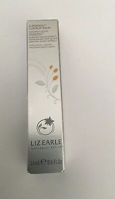 Liz Earle Superskin Superlip Balm 15ml - New In Sealed Box