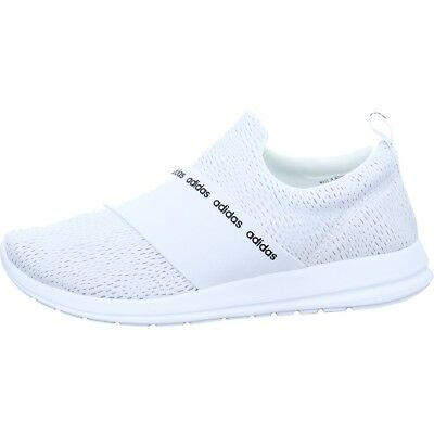 best sneakers 8ceb5 00e87 Adidas Damen Slipper Slip-On-Sneaker Refine Adapt Weiß Sport Laufen