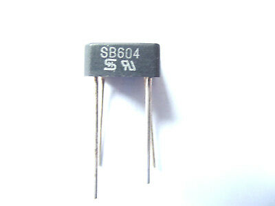 SB604  6a 400v  single  Bridge Rectifier