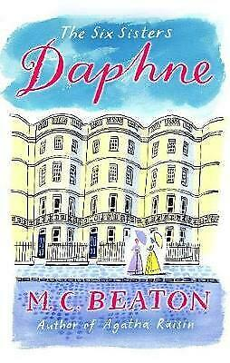 Daphne by M. C. Beaton (Paperback) New Book