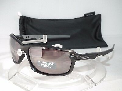 78050aafd14 New Oakley Polarized Carbon Shift Sunglasses Oo9302-06 Matte Black   Prizm  Daily