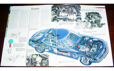 Citreon SM Fold-out Poster + Cutaway drawing
