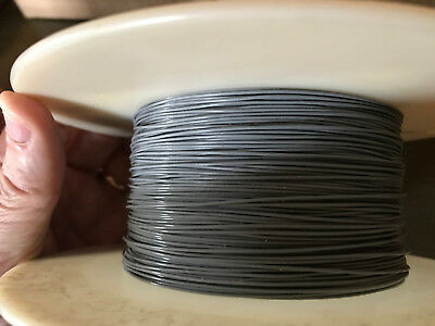 Hidden Stealth Antenna Wire Mil Spec Teflon Stranded #28 AWG 135 foot HF Dipole