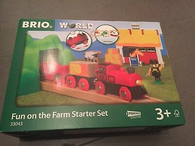 Brio 33043 - Fun On The Farm
