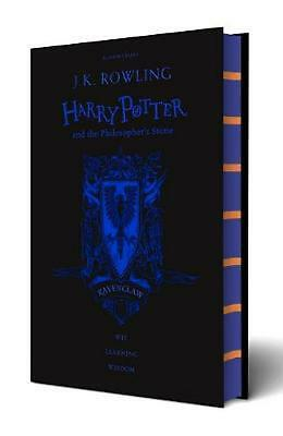 Harry Potter and the Philosopher's Stone - Ravenclaw Edition by J.K. Rowling Har