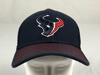 NEW NEW ERA Houston Texans - Navy Blue Fitted Hat (S M) -  14.10 ... a9094be51755