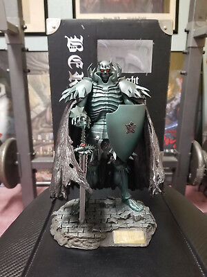 Berserk Skull Knight of Skeleton Figure Art of War Limited statue No.1407