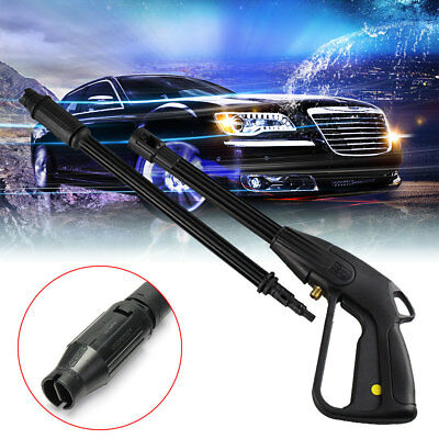 High Pressure Washer Spray Gun 160 bar Trigger Jet Lance Wash Water Gun for Car