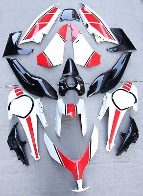 Motorcycle Fairing Bodywork Set Fit For Yamaha TMAX500 XP500 2008-2011 09 10 New
